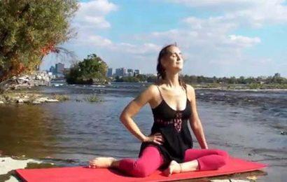 Le Yoga et  la perte de poids