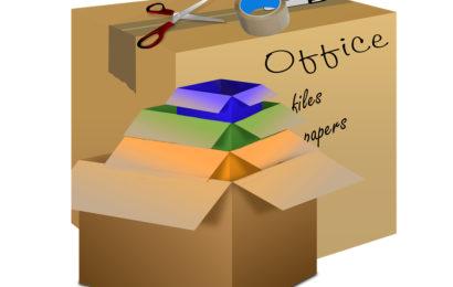 Déménagement sécurisé avec un emballage bien soigné