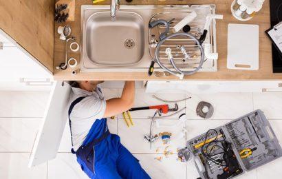 Techniciens et plombiers en un clin d'œil à votre domicile